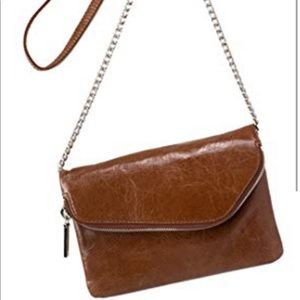 HOBO Daria Convertible Leather Crossbody Bag
